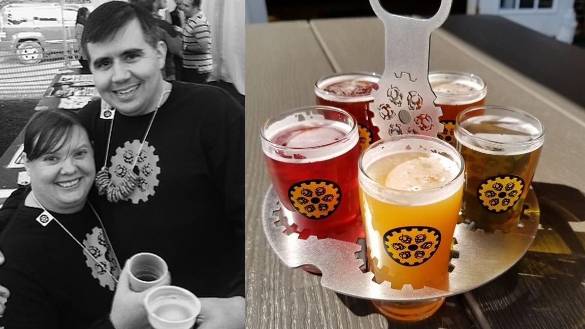 Binghamton Brewing_Kristen & Jason