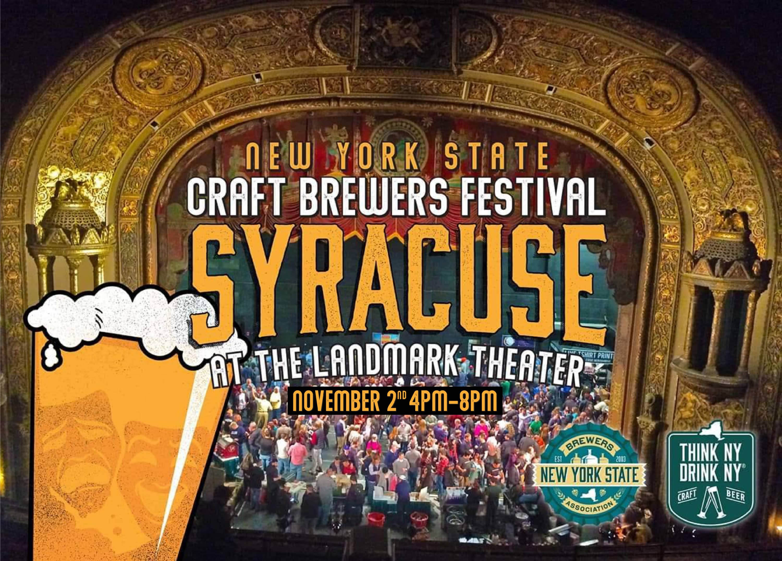 New York State Craft Brewers Festival - Syracuse